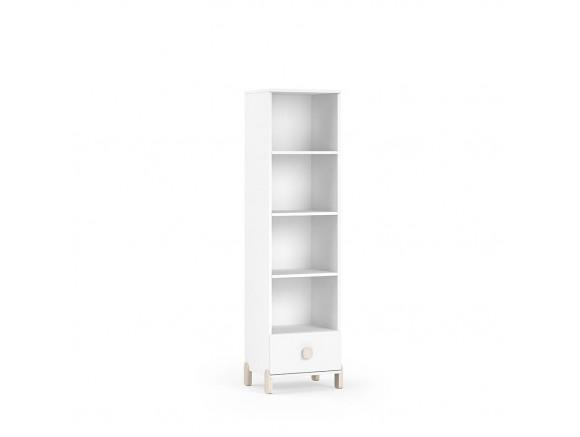 Librería con cajón inferior Elemental Ros Mini - 2