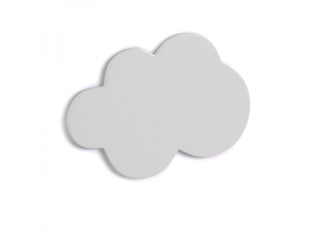 ROS silueta decorativa de nube
