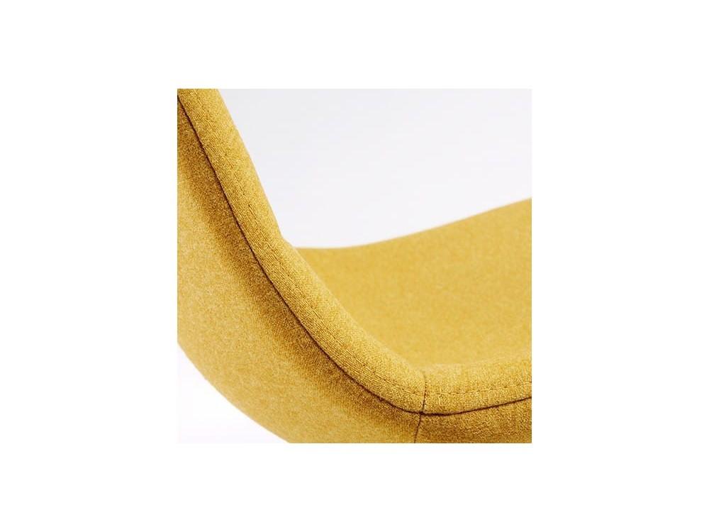 Taburete alto tapizado Nilson