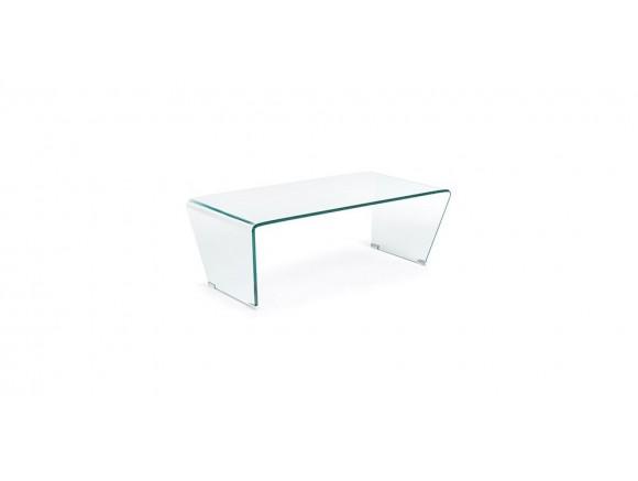 Mesa de Centro Burano Cristal Transparente 12mm de grosor