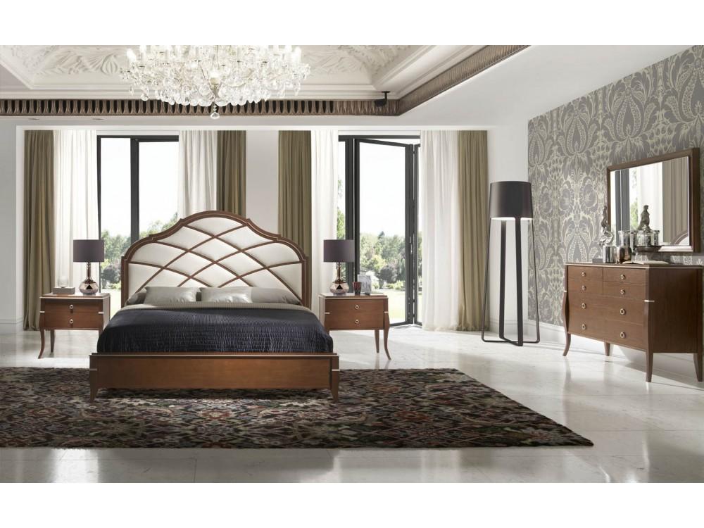 Dormitorio clásico Valeria 2 Monrabal Chirivella - 1