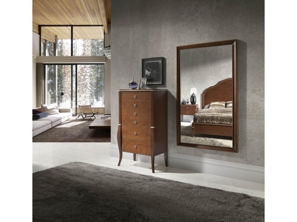 Dormitorio clásico Valeria 2 Monrabal Chirivella - 2