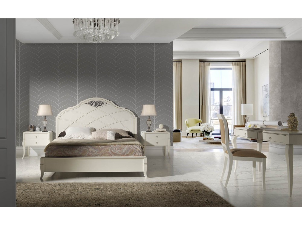 Dormitorio clásico Valeria 2 Monrabal Chirivella - 4