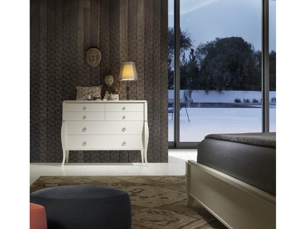 Dormitorio clásico Valeria 2 Monrabal Chirivella - 7