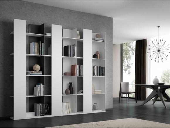 Librería de madera Lees