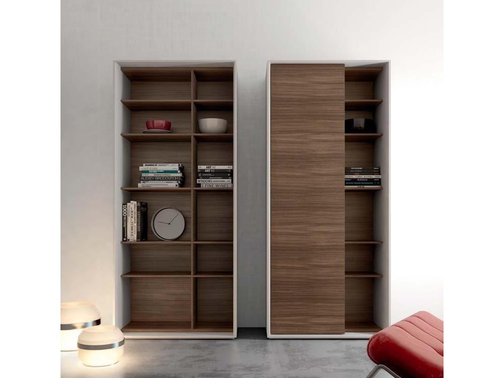 Librería modular con o sin puerta Next