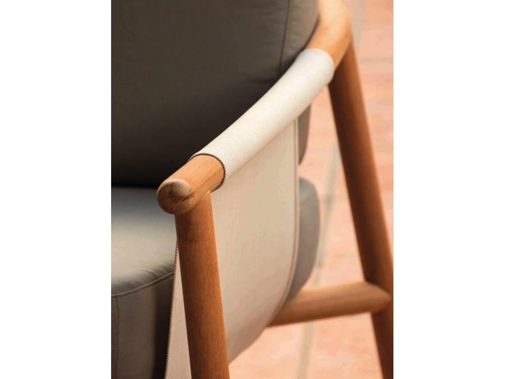 Sofá y sillón de exterior Hamp Point Point - 6