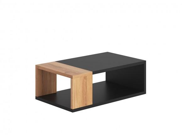 Mesa de centro con cubo lateral Muss