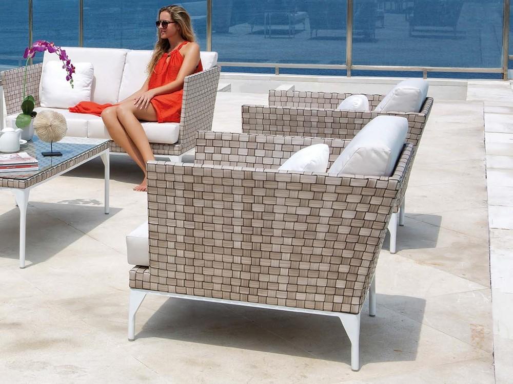 Sofá y sillón Brafta Skyline Design - 6