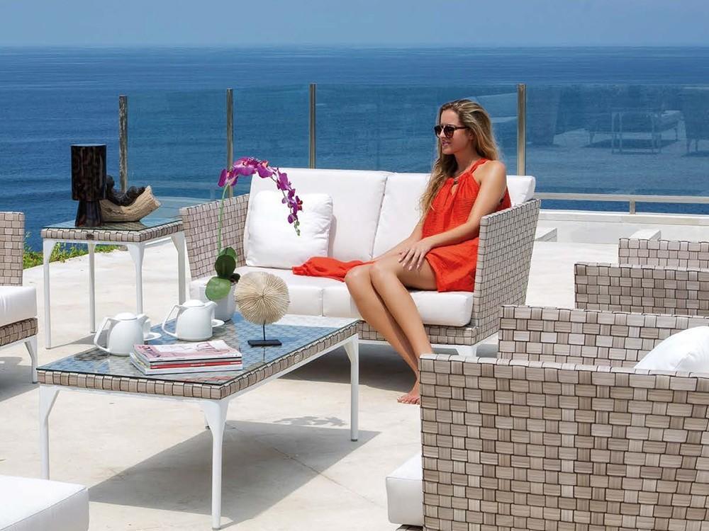 Sofá y sillón Brafta Skyline Design - 8