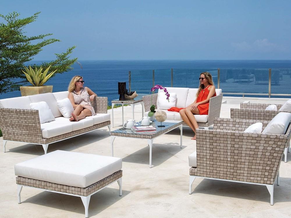 Sofá y sillón Brafta Skyline Design - 13