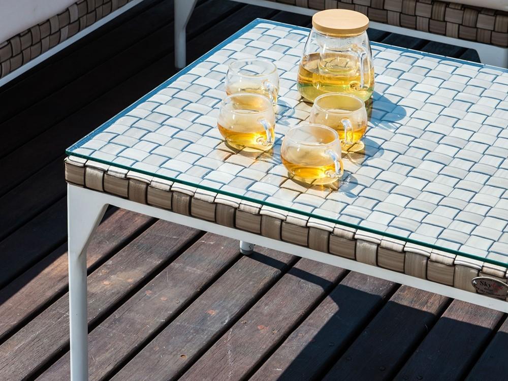 Mesa de comedor Brafta Skyline Design - 9