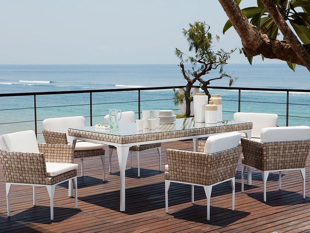 Mesa de comedor Brafta Skyline Design - 5