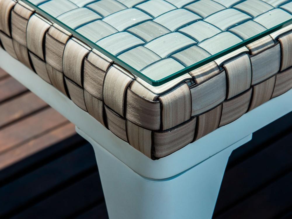Mesa de comedor Brafta Skyline Design - 8