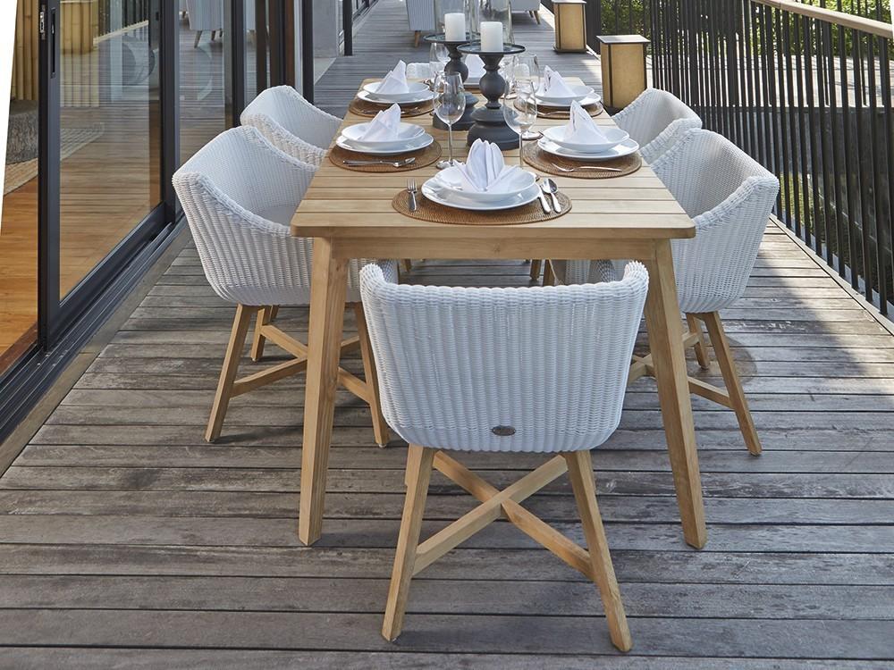 Mesa de comedor Pob Skyline Design - 4