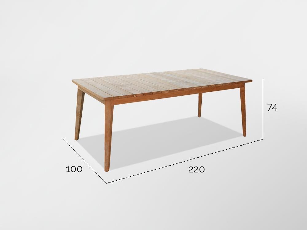 Mesa de comedor Pob Skyline Design - 6