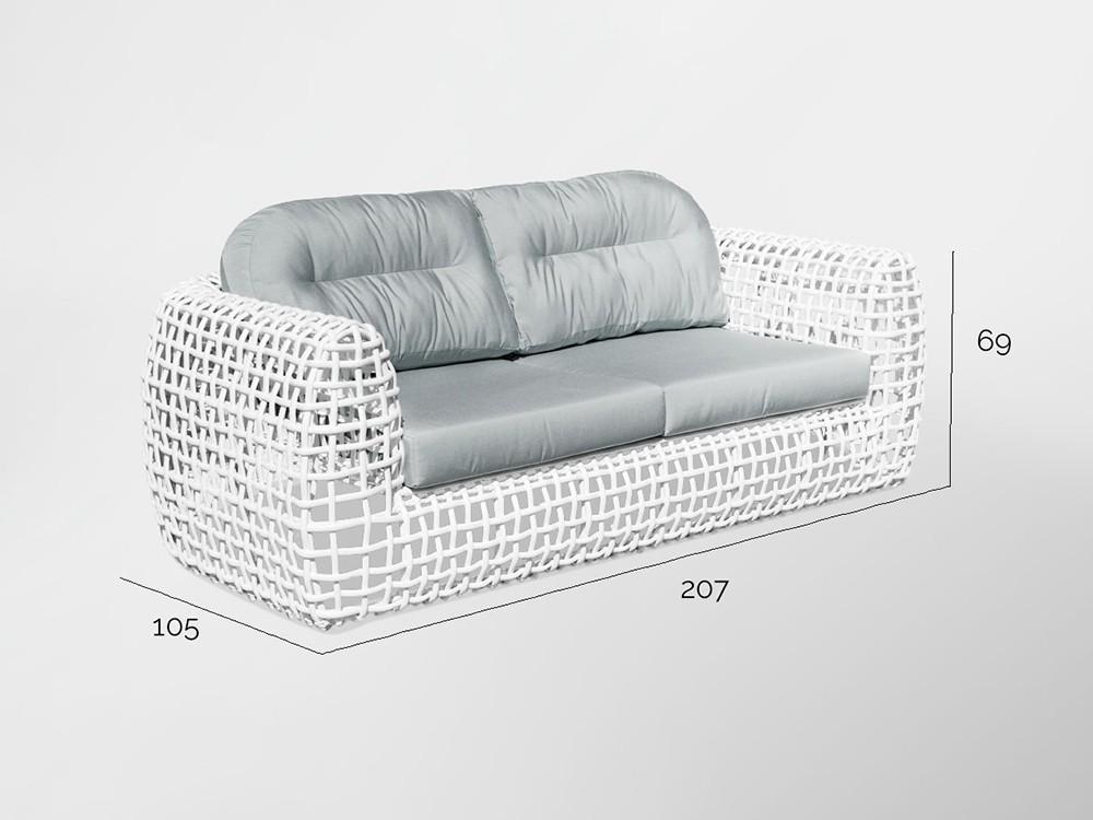 Sofá y sillón Dinasty Skyline Design - 15