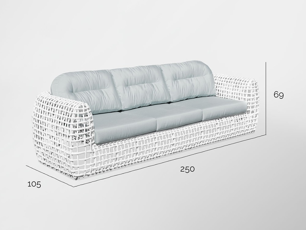 Sofá y sillón Dinasty Skyline Design - 16