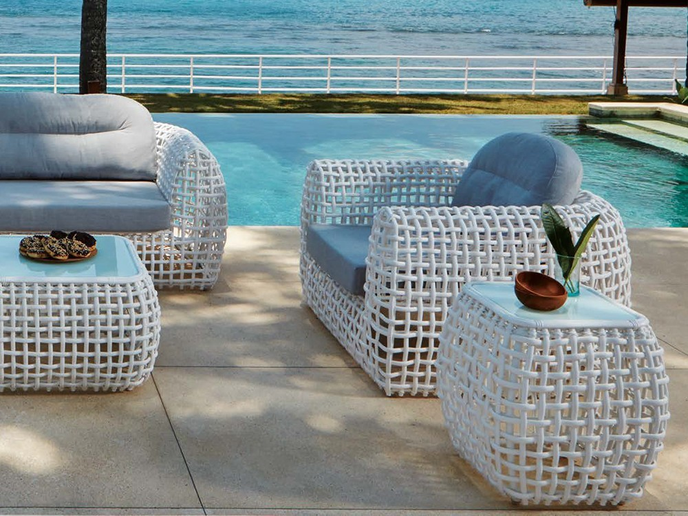 Sofá y sillón Dinasty Skyline Design - 6