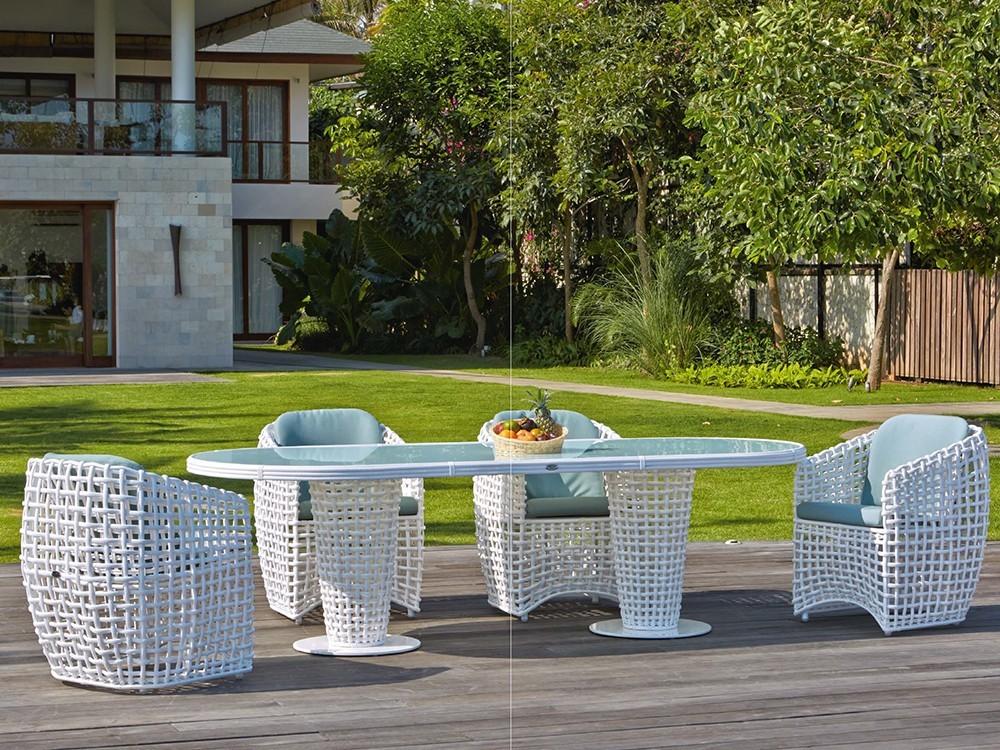 Mesa de comedor Dinasty Skyline Design - 4