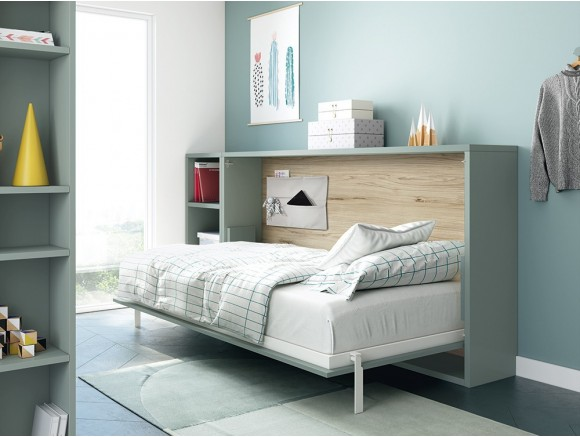 Cama abatible horizontal Murphy Stay