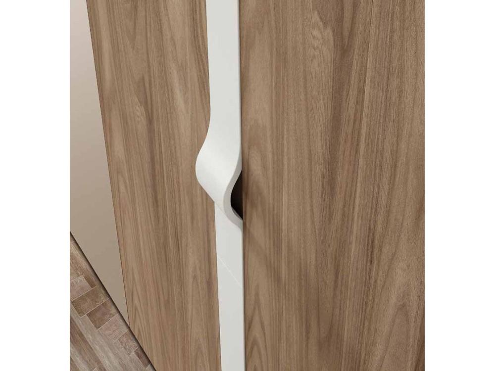 Armario a medida de puertas batientes o correderas Onda Førum Mesegue - 4