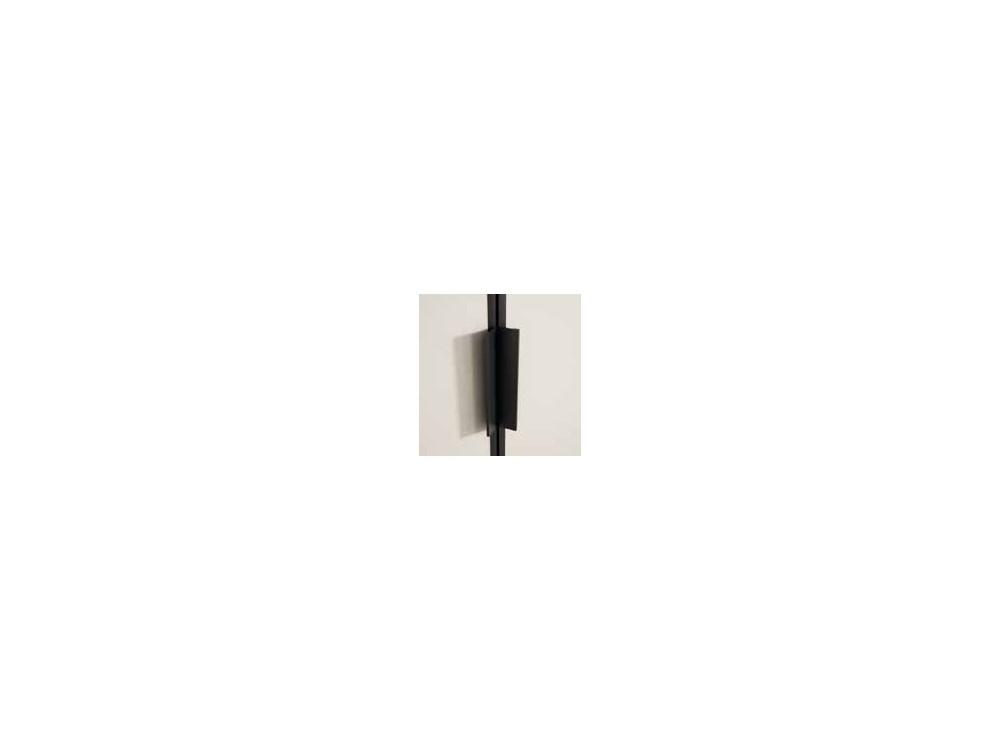 Armario empotrado de puertas batientes de espejo One Førum Mesegue - 8
