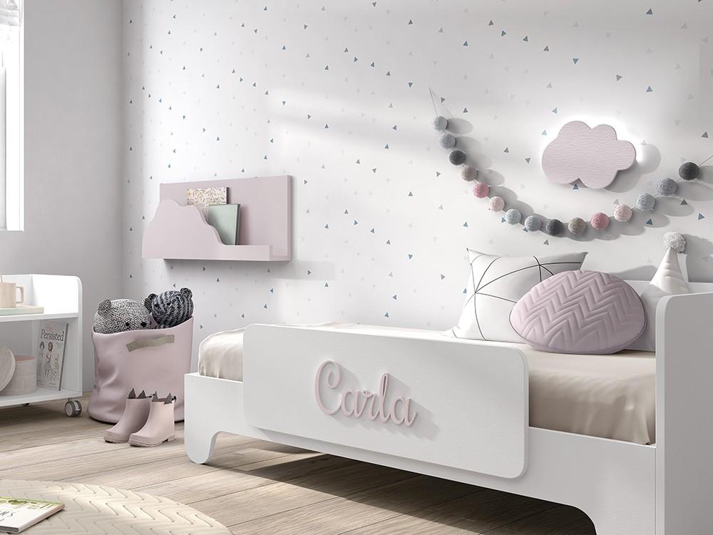 Lámpara de pared Nube LED