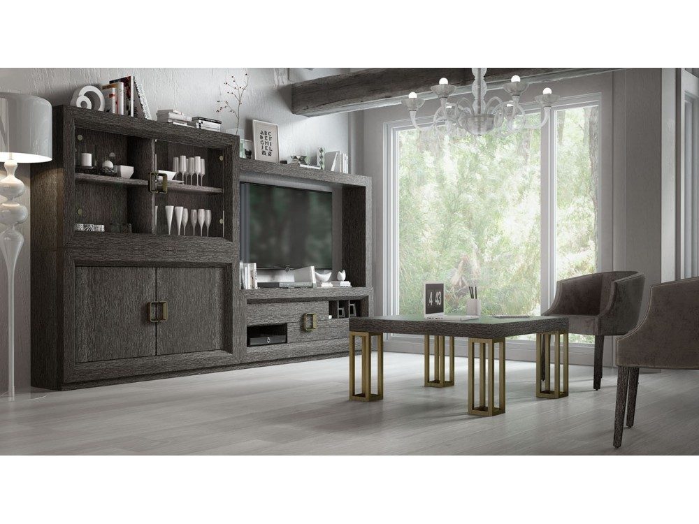 Salón Contemporáneo Franco Furniture ENZO 29