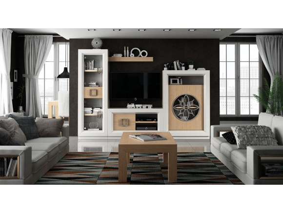 Salón contemporáneo FRanco FUrniture ENZO 39 Franco Furniture - 1
