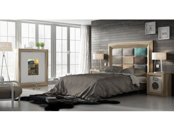 Dormitorio Contemporáneo Franco Furniture ENZO 1 Franco Furniture - 1
