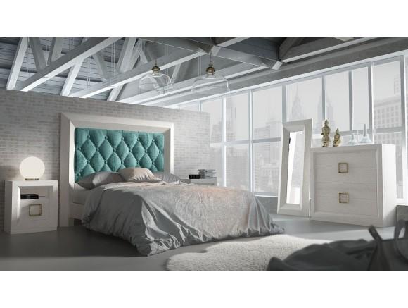 Dormitorio contemporáneo Franco FUrniture ENZO 14 Franco Furniture - 1