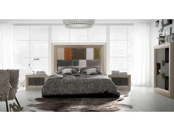 Dormitorio Contemporáneo Franco Furniture ENZO 15 Franco Furniture - 1