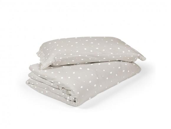 funda nórdica para cama dots blanco