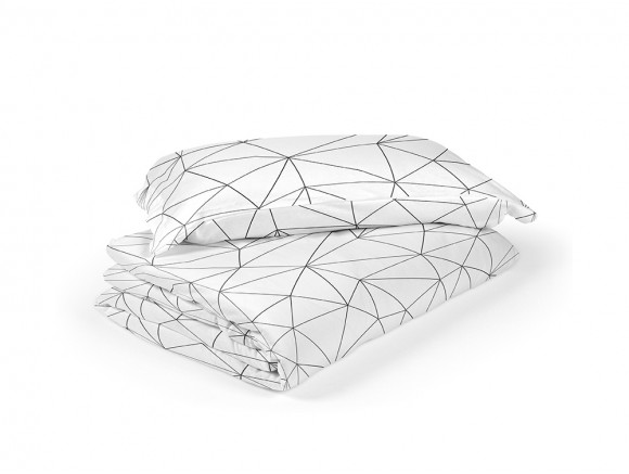 Funda nórdica Origami para cama