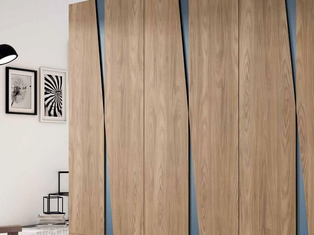 Armario a medida de puertas batientes Diagonal FØRUM 9