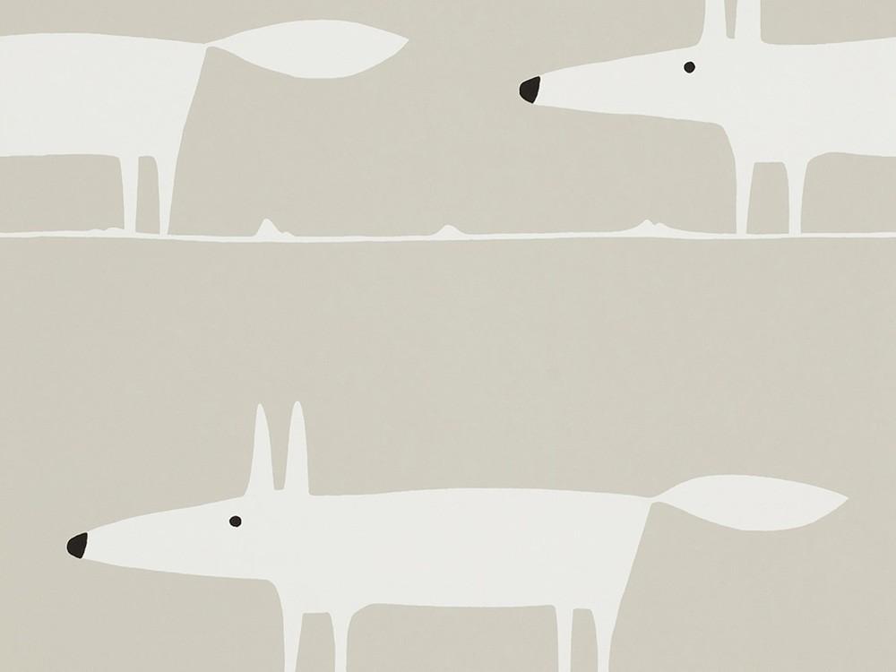 Papel pintado Mr. Fox