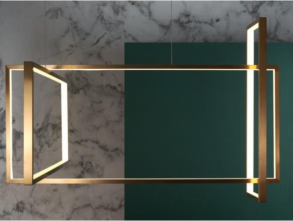 Lámpara de techo Frame Plus
