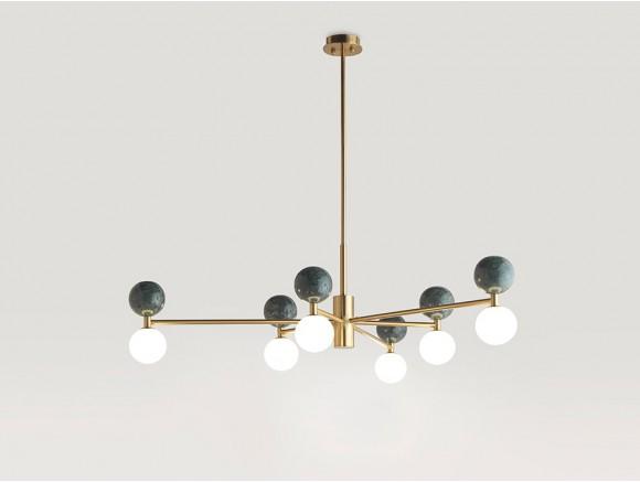Lámpara de techo Dalt Multi