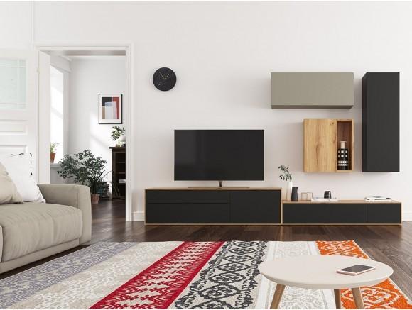 Mueble para TV a dos...