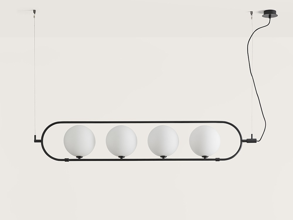 Lámpara de techo Abbacus+