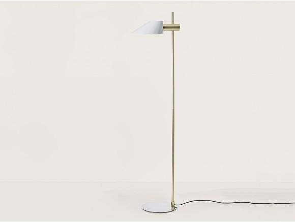 Lámpara de pie Cohen Gold