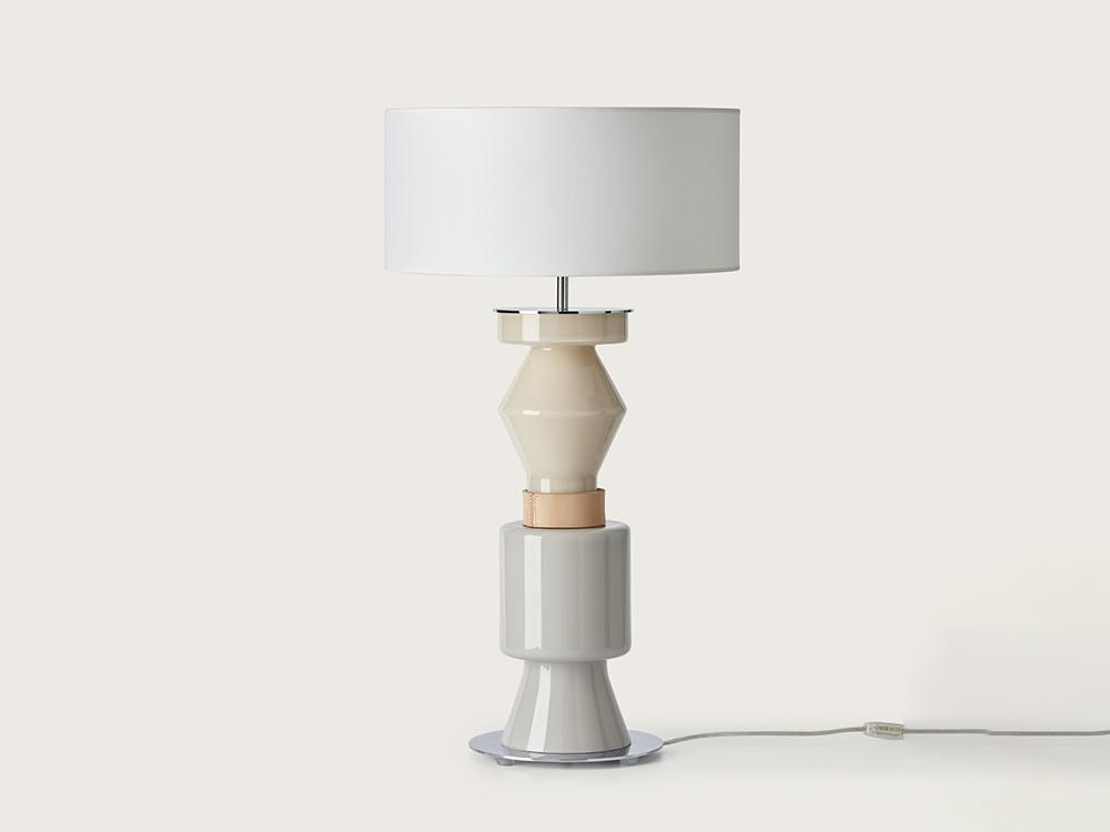 Pie de lámpara de sobremesa Kitta Ponn