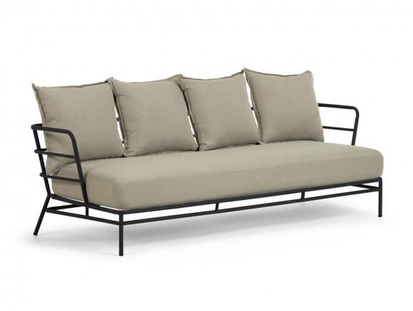 Sofá de acero Mareluz