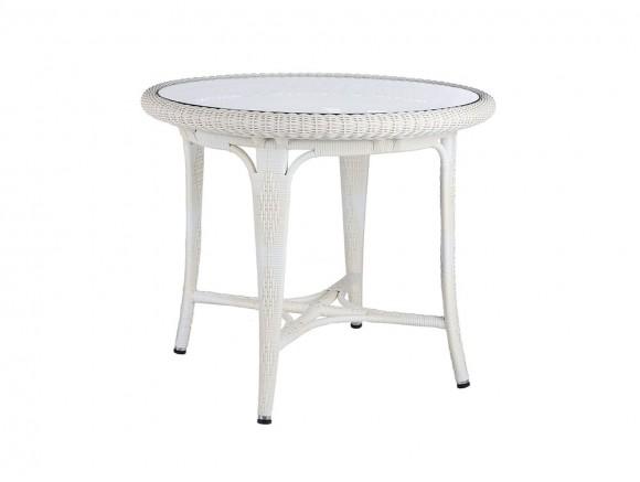 Mesa de comedor redonda de...