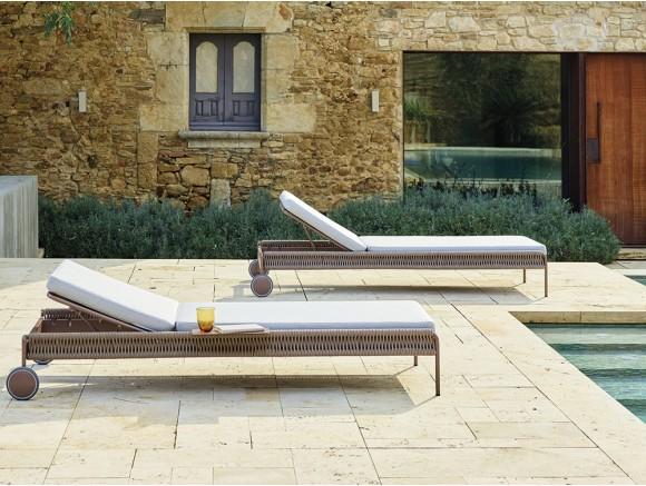 Tumbona reclinable Weave Point