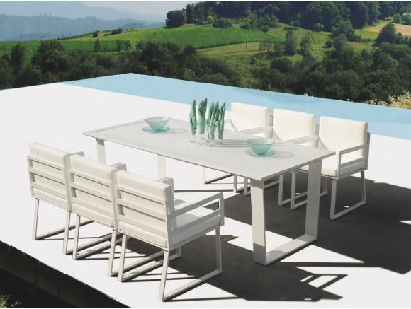 Mesa de comedor para exterior Aire