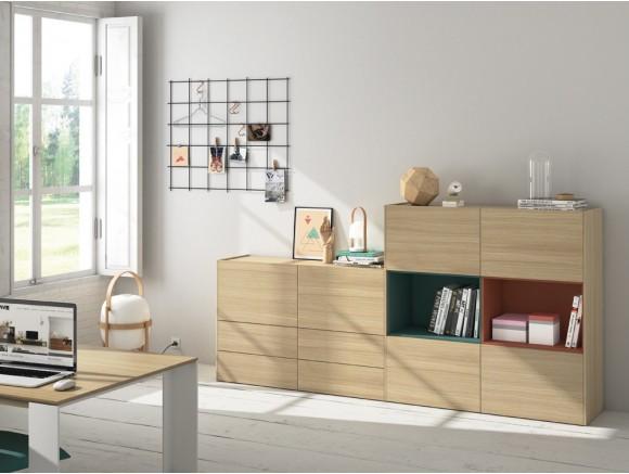 Mueble de almacenaje On Plus
