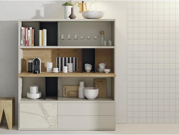Mueble con barra Line