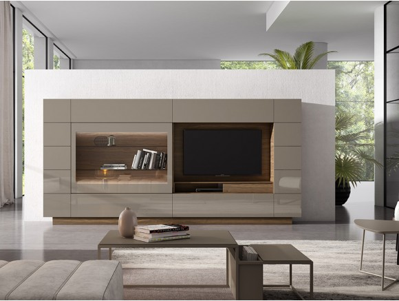 mueble para televisión modelo SR5004DV de A. Brito
